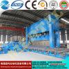 2 Verbindung CNC-hydraulische Presse-Bremse, verbiegende Werkzeugmaschinen