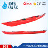 le siège 17.2inch unique se reposent à l'intérieur de l'océan voyageant le kayak avec l'habitacle de tailles importantes