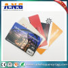 Carte de stationnement de carte de l'IDENTIFICATION RF 13.56MHz MIFARE de prix usine