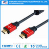 磁気リングが付いている低価格HDMIケーブル