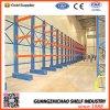 Sistemas voladizos del estante del almacén de la industria