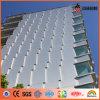 Beschichtung-dekorative Aluminiumtäfelung der Projekt Onerline Brücken-4mm PVDF