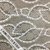 Tessuto popolare del merletto del reticolo del fogliame