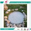 둥근 사용된 하수구 맨홀 뚜껑 그물 덮개