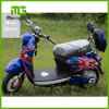 trotinette elétrico sem escova elétrico adulto da motocicleta 50km/H 60V1000W