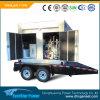генератор портативная пишущая машинка Genset силы двигателя 4-Stroke электрический тепловозный производя установленный