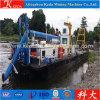 2017 dragueurs hydrauliques d'aspiration de coupeur de fleuve de 18 pouces d'équipement minier