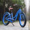 26  여자를 위한 뚱뚱한 타이어 전기 자전거 48V 500W