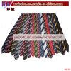 Laços impressos laços da escola dos laços da listra do laço do poliéster (B8156)