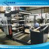 Печатная машина Flexo 2 цветов для Non сплетенного логоса ткани