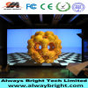 Indicador video interno de alta resolução do diodo emissor de luz da cor P4 cheia de Abt