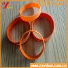Braccialetto promozionale del silicone di alta qualità