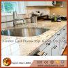 Polished естественные белые Countertops ламината гранита для верхних частей кухни