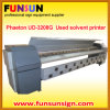 Challenger/Phaeton Used 3.2m Solvent Printer (秒針、セイコーヘッド)
