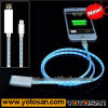 Поручая USB СИД Lighting Data Cable для iPhone5 Cable