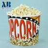 Secchio di carta del popcorn