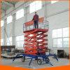 lijst van de Lift van de Batterij van het Platform van de Lift van 10m de Draagbare Hydraulische