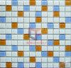 Mosaico mezclado del vidrio cristalino del color (CFC175)
