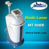 Вертикальная машина удаления волос лазера диода наивысшей мощности 808nm