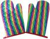 Напечатанные перчатки печи (LYOM)