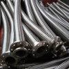 Boyau en acier flexible annulaire avec la tresse
