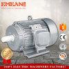 Сила электрического двигателя колебается от 0.75 к 90kw с сертификатом Ce