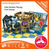 Campo de jogos interno do equipamento interno luxuoso da ginástica das crianças