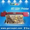 Impression de papier de transfert de la sublimation 3D de Garros 3.2m sur l'imprimante de tissu