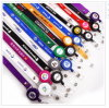 Custom Sublimation Printing Badge Reel Lanyards for Sale