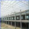 4mm-10mm Twin-Wall Polycarbonate Hollow Sheet for Public Project