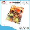 Impresión del compartimiento de la impresión del papel de arte A4/impresión del libro/impresión del catálogo