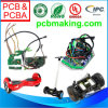 Gehele Set van PCBA Module voor Autoped Balance met 1PCS Mainboard, 4PCS LEDs, 2PCS Charger, Power Plug Devices