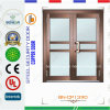 Glass (BN-CP139D)를 가진 정면 Entrance Copper Door