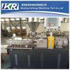 Máquina cónica de la granulación del estirador del Gemelo-Tornillo de la rotación contraria plástica