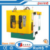 Kleines HDPE Plastic Bottle Blowing Making Molding Machine mit Double Station Price