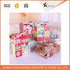 Weihnachtsträger Shpping Handbagscosmetic Papier gedruckter Kisten-Beutel