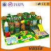 Equipamento 2015 plástico interno do campo de jogos das crianças do tema da selva de Vasia