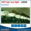 diodo emissor de luz High Bay Lamp Factory de 3000k 4000k 100W, diodo emissor de luz Industry Highbay Light de 100W Hanging