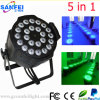 Hight Quality 24PCS 5in1 LED Full Color PAR Light