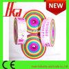 Confeti redondo del disco volador del papel de color sólido de la alta calidad 2015