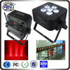 Professionele Light 6 in 1 LED 6*15W LED Stage Light