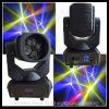 Diodo emissor de luz Beam Moving Head Light de Rotating 4PCS*25W da lente