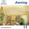 Balcony B3200를 위한 알루미늄 Balcony Retractable Awning