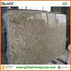 De opgepoetste Nieuwe Gouden Plak van het Graniet Venezian voor de Muur/de Vloer van de Steen