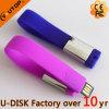 De Stok van de Flits van het Embleem USB van de Douane van de hoogste Kwaliteit (yt-6305L)