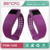 Отслежыватель пригодности Wristband спорта браслета Bluetooth 4.0 индикации OLED франтовской