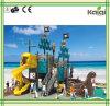 Das crianças de tamanho médio do navio de pirata de Kaiqi campo de jogos temático (KQ50049A)