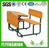 학교 Furniture Double Student Desk와 Chair Set (SF-43D)