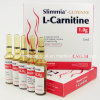 Тело веса потери Slimming 1g, впрыска L-Карнитина 2g