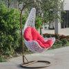 柳細工のテラスの家具の庭の藤の屋外の振動椅子(CF1431H)